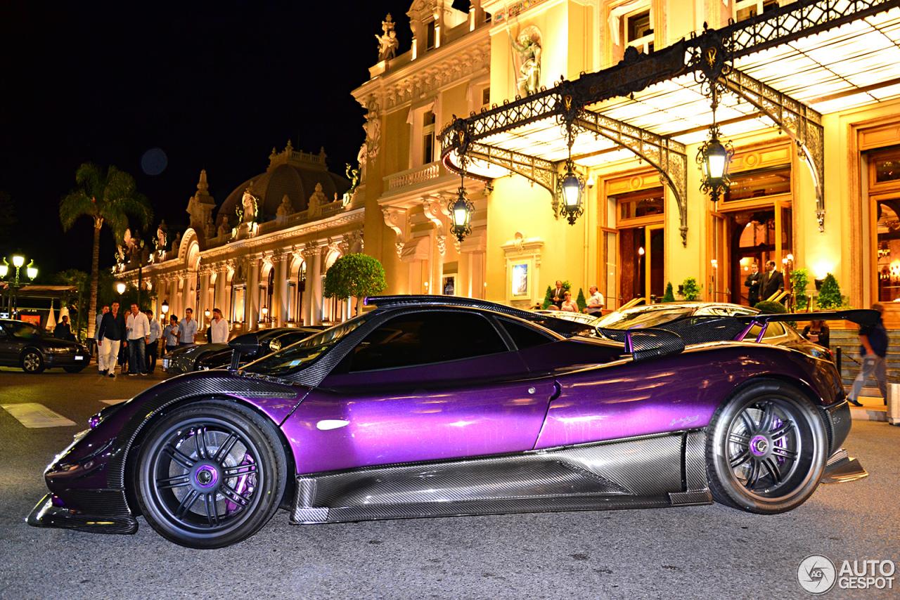 Pagani Zonda 760 Lh 15 September 2014 Autogespot