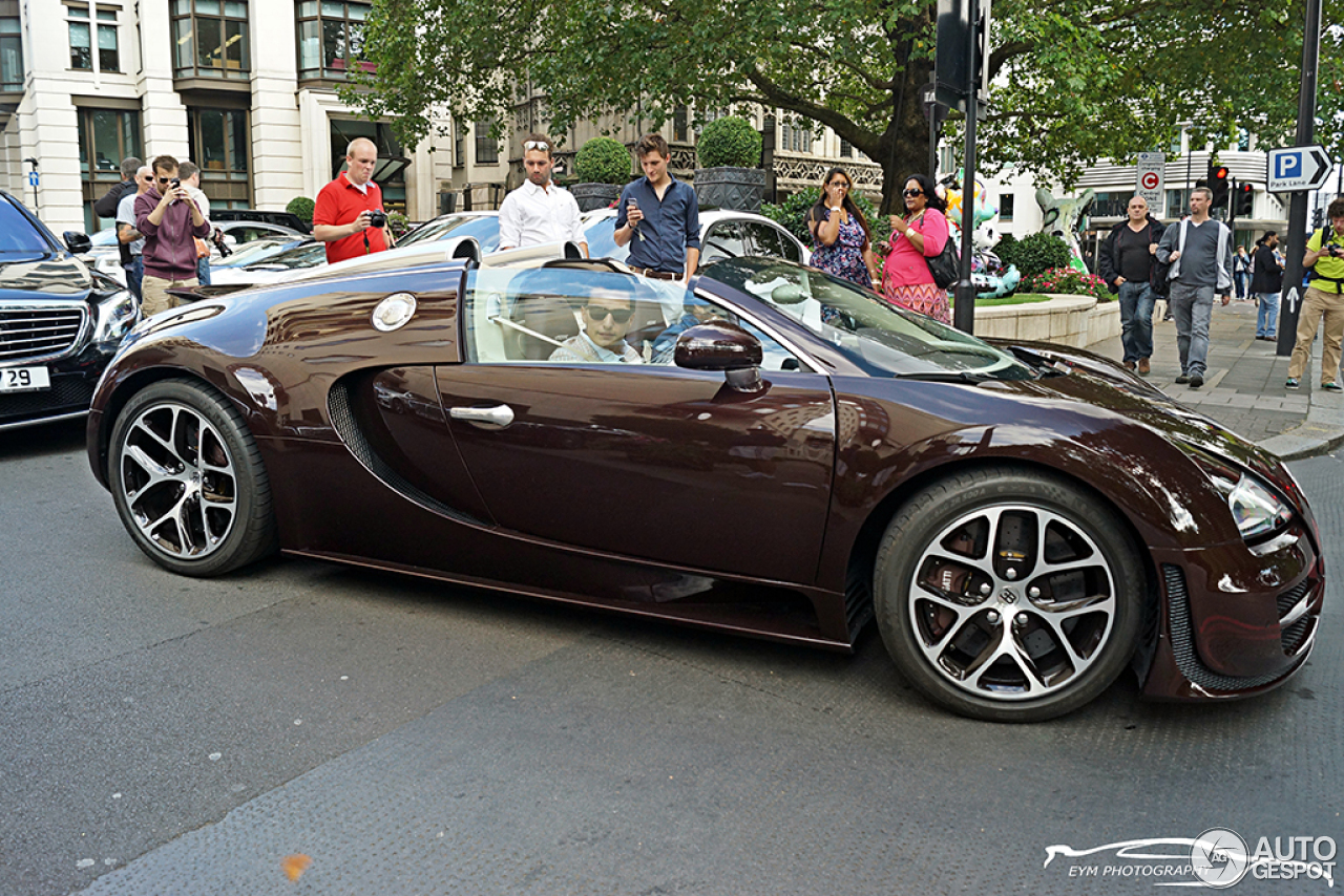 bugatti veyron 16 4 grand sport vitesse 16 september 2014 autogespot. Black Bedroom Furniture Sets. Home Design Ideas
