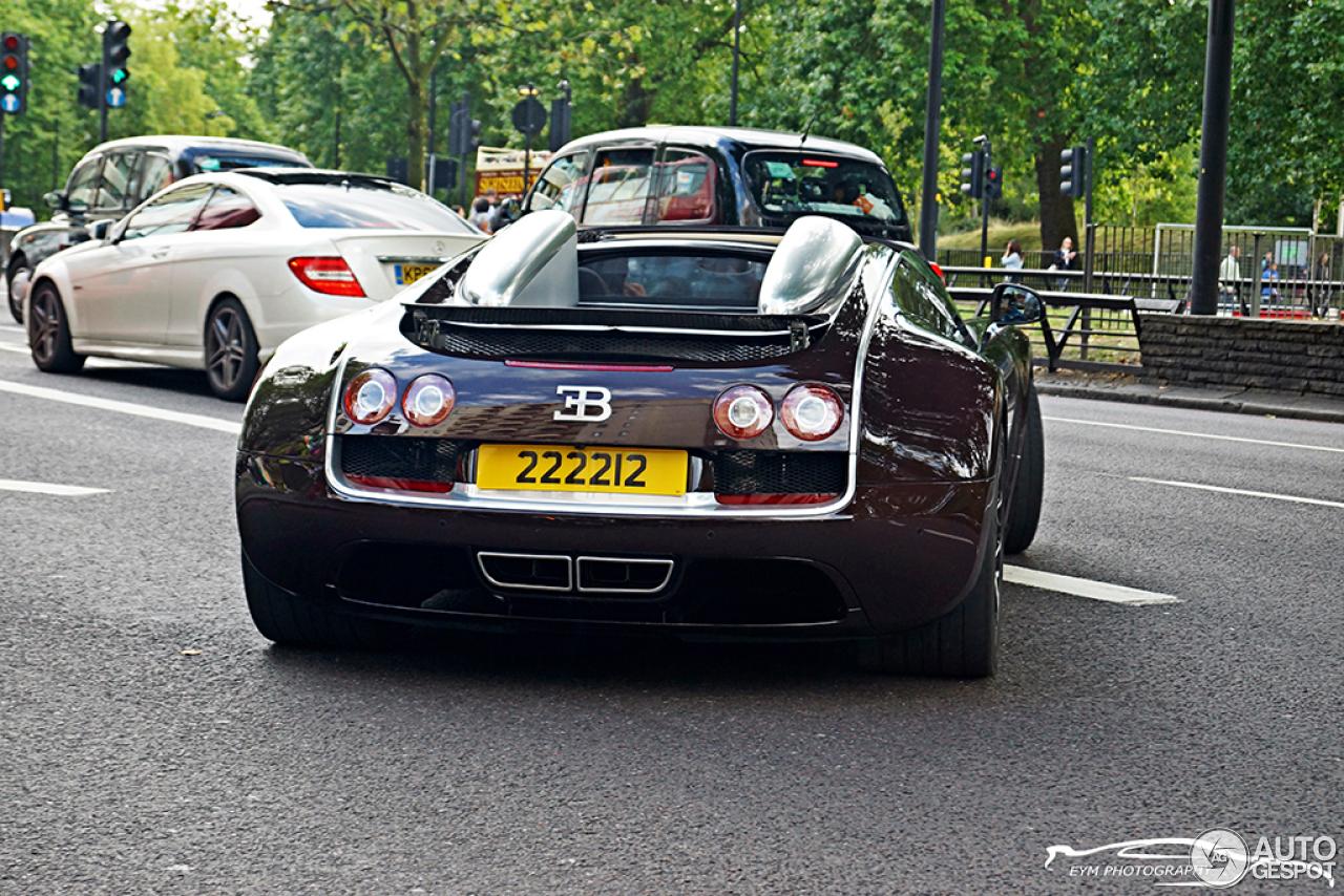 bugatti veyron 16 4 grand sport vitesse 16 september 2014 autogespot. Black Bedroom Furniture Sets. Home Design Ideas