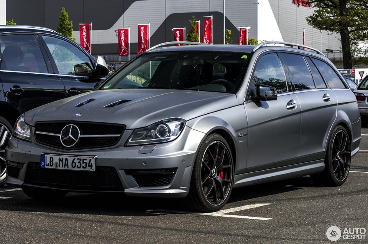 Mercedes Benz C 63 Amg Estate Edition 507 16 September