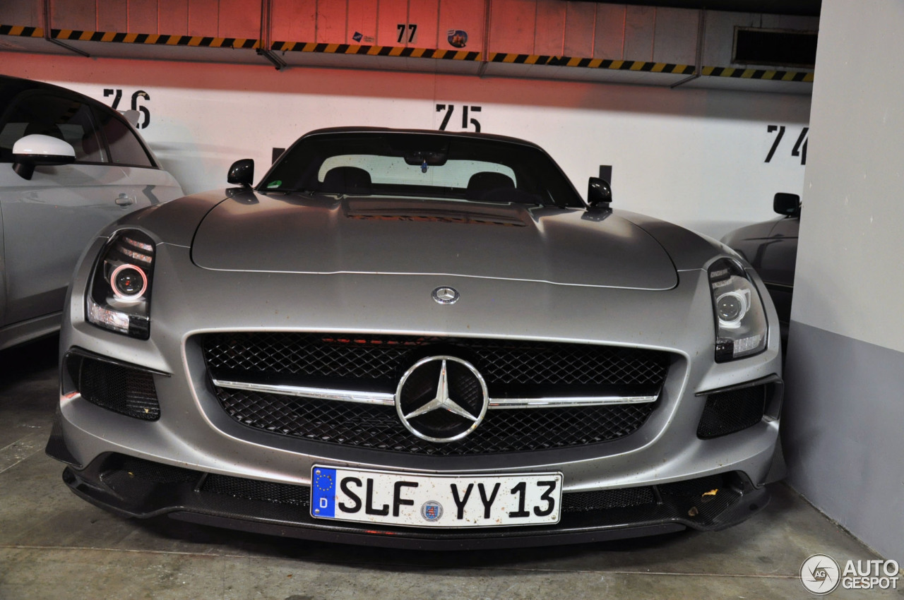 Mercedes benz sls amg black series 16 september 2014 for 2014 mercedes benz sls amg price