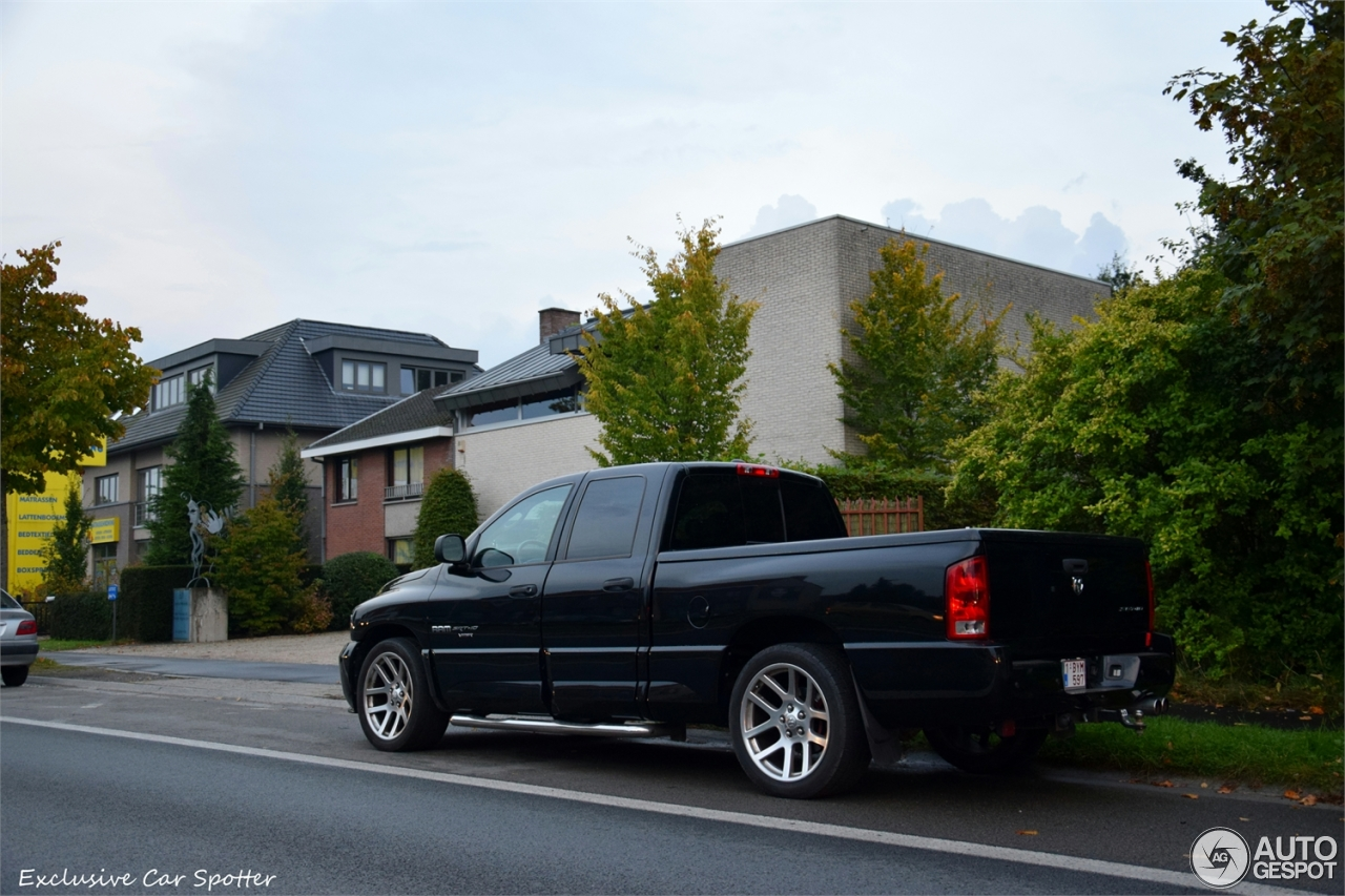 Dodge Ram Srt10 >> Dodge RAM SRT-10 Quad-Cab - 19 September 2014 - Autogespot