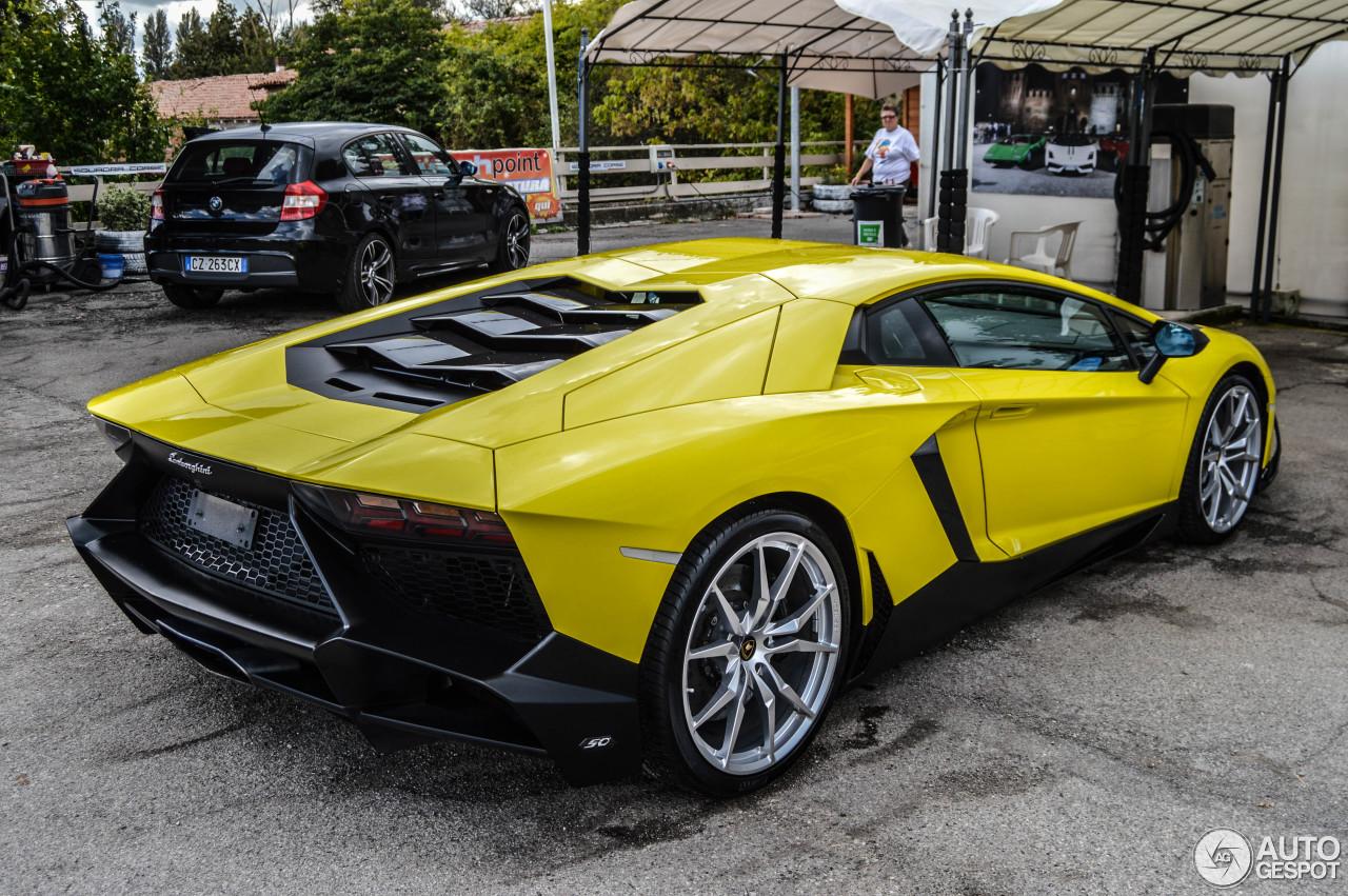 Lamborghini Aventador Lp720 4 50 176 Anniversario 19