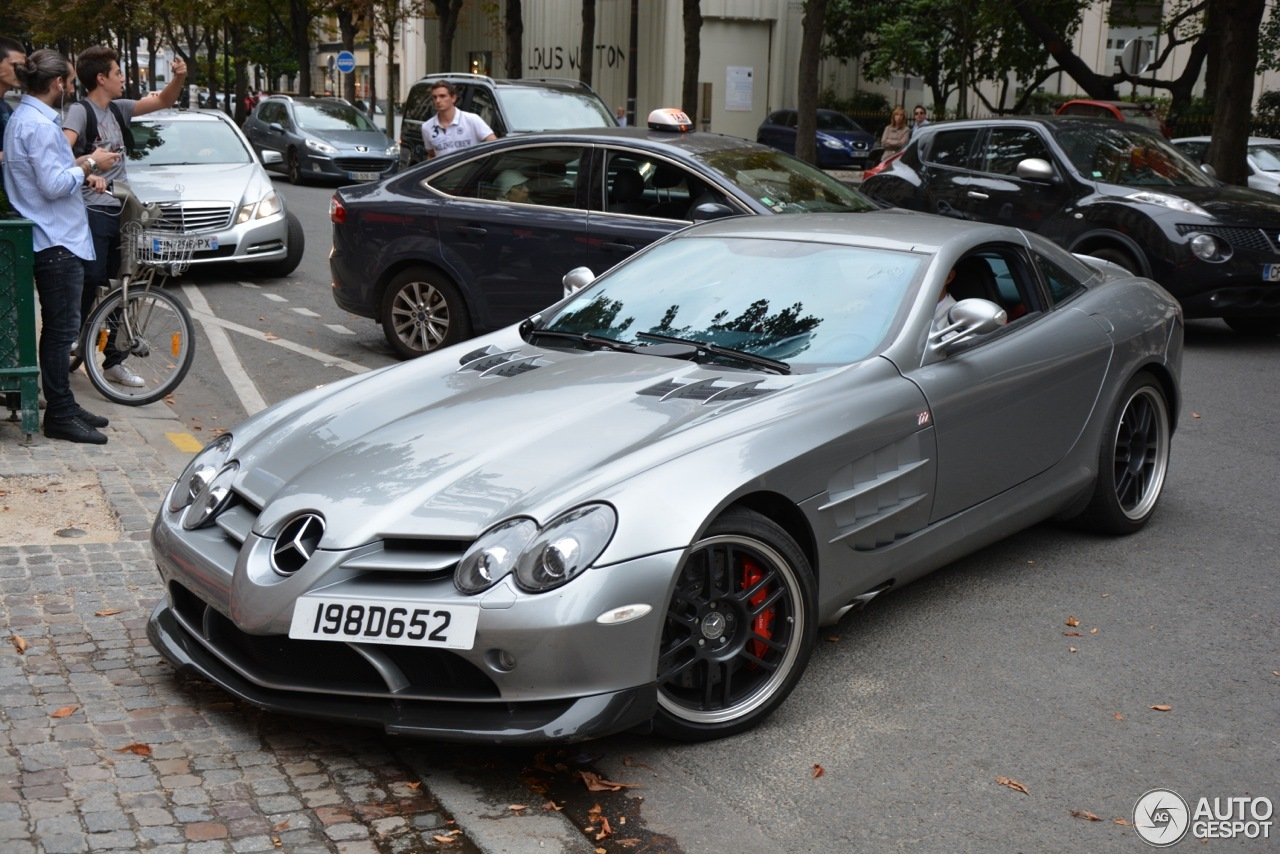Mercedes benz slr mclaren 722 edition 19 september 2014 for Mercedes benz slr mclaren price