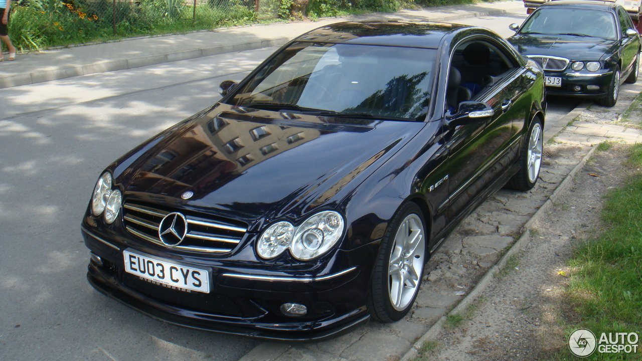 Mercedes benz clk 55 amg 20 september 2014 autogespot for Mercedes benz clk55 amg for sale