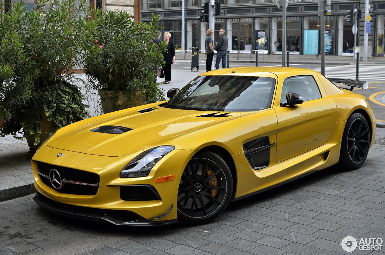 Mercedes benz sls amg black series 21 september 2014 for 2014 mercedes benz sls amg price