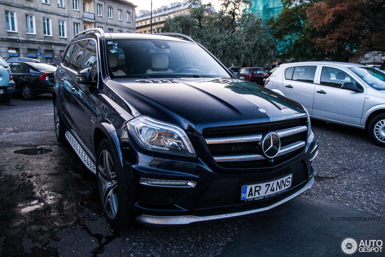 mercedes benz gl 63 amg x166 22 september 2014 autogespot. Black Bedroom Furniture Sets. Home Design Ideas