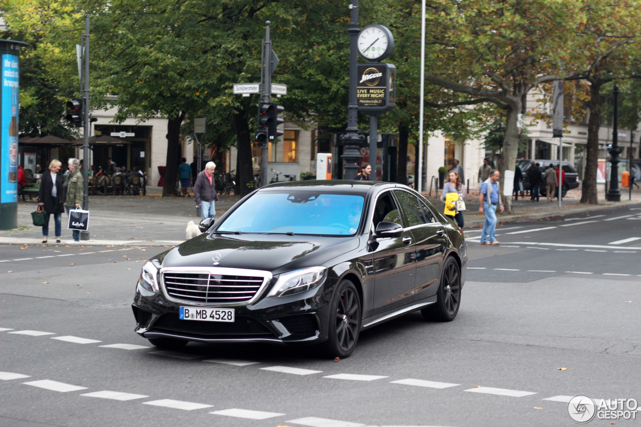 Mercedes Benz S 63 Amg W222 22 September 2014 Autogespot