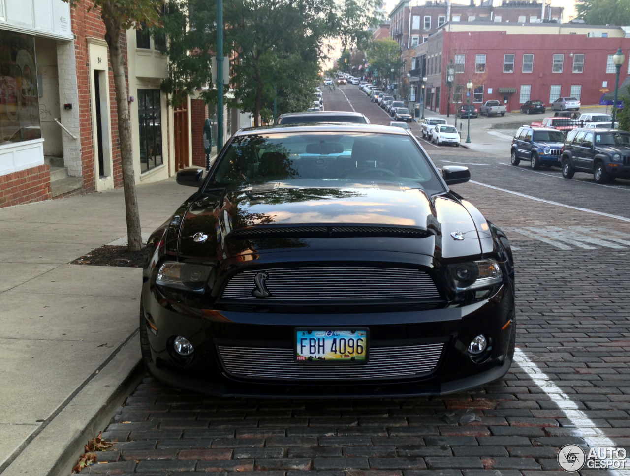 Ford Mustang Shelby Gt500 2010 23 September 2014