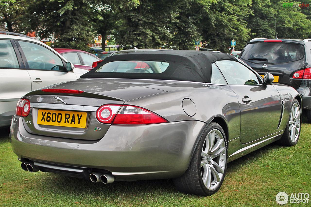 Jaguar Xkr Convertible 2006 23 September 2014 Autogespot