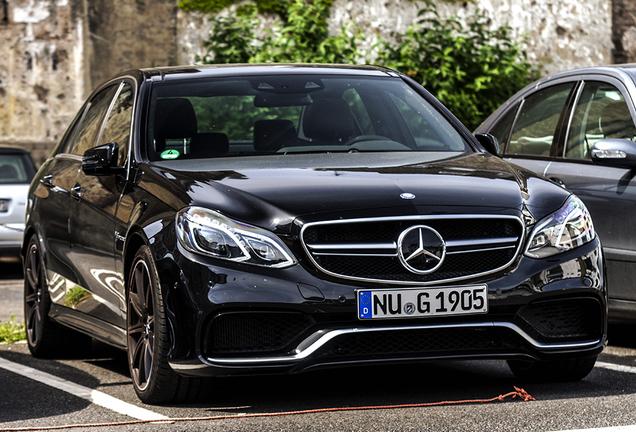 Mercedes-Benz E 63 AMG W212 2013