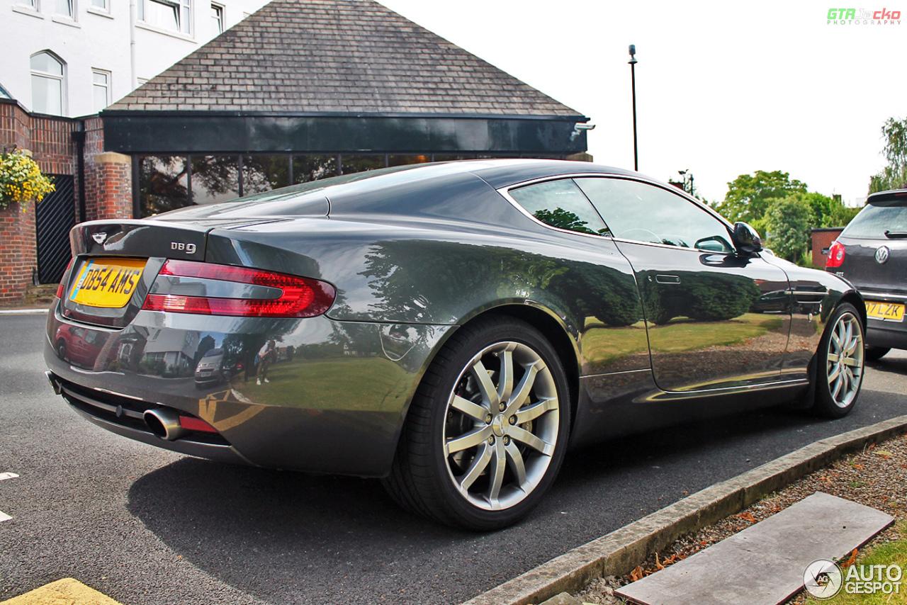 Aston Martin Db9 24 September 2014 Autogespot
