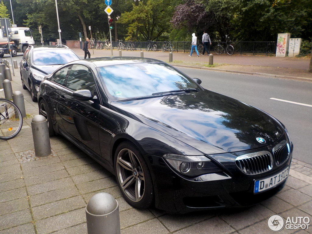 Bmw M6 E63 24 September 2014 Autogespot