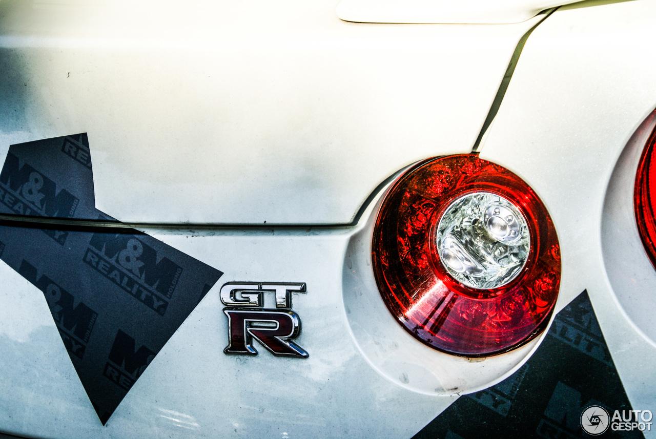 Nissan GT-R 2012 8