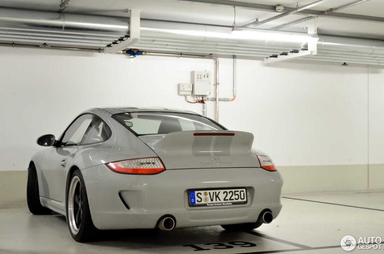 Porsche 911 Sport Classic 2