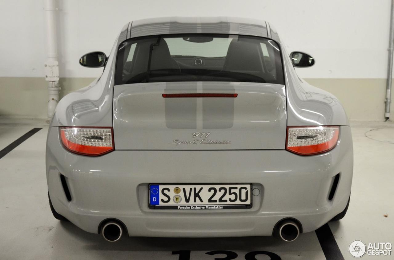 Porsche 911 Sport Classic 3