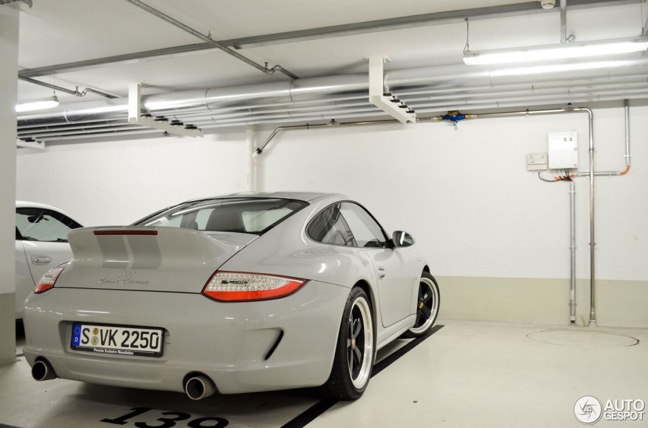 Porsche 911 Sport Classic 4