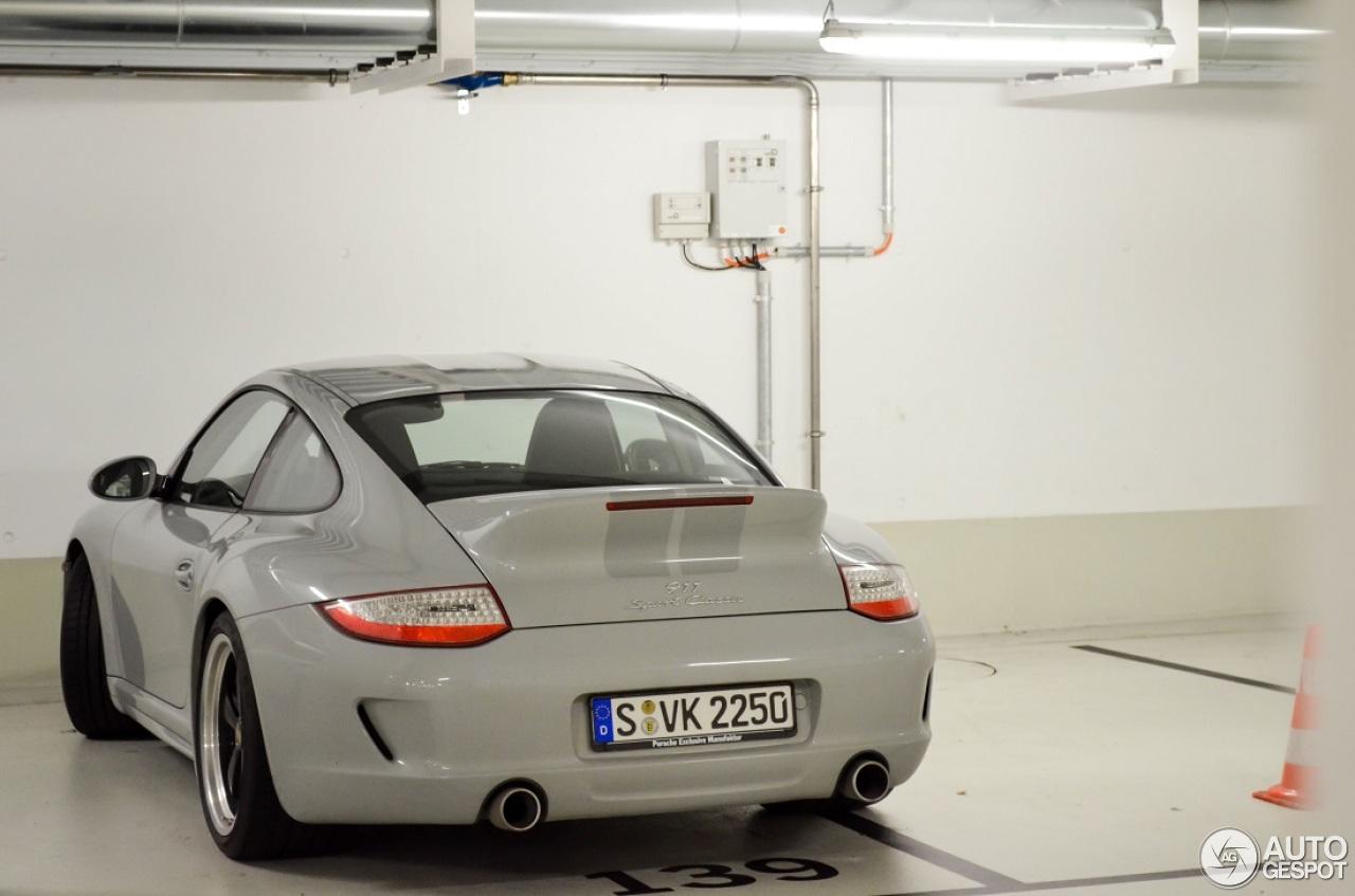 Porsche 911 Sport Classic 9
