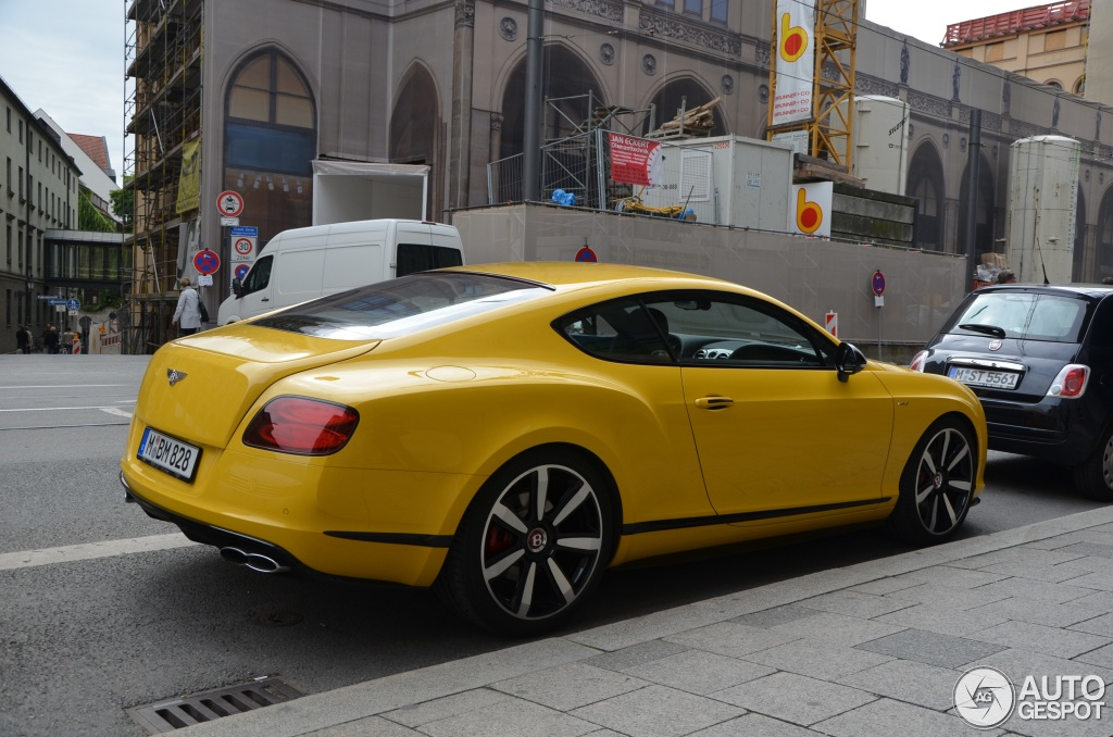 Bentley Continental Gt V8 S 26 September 2014 Autogespot