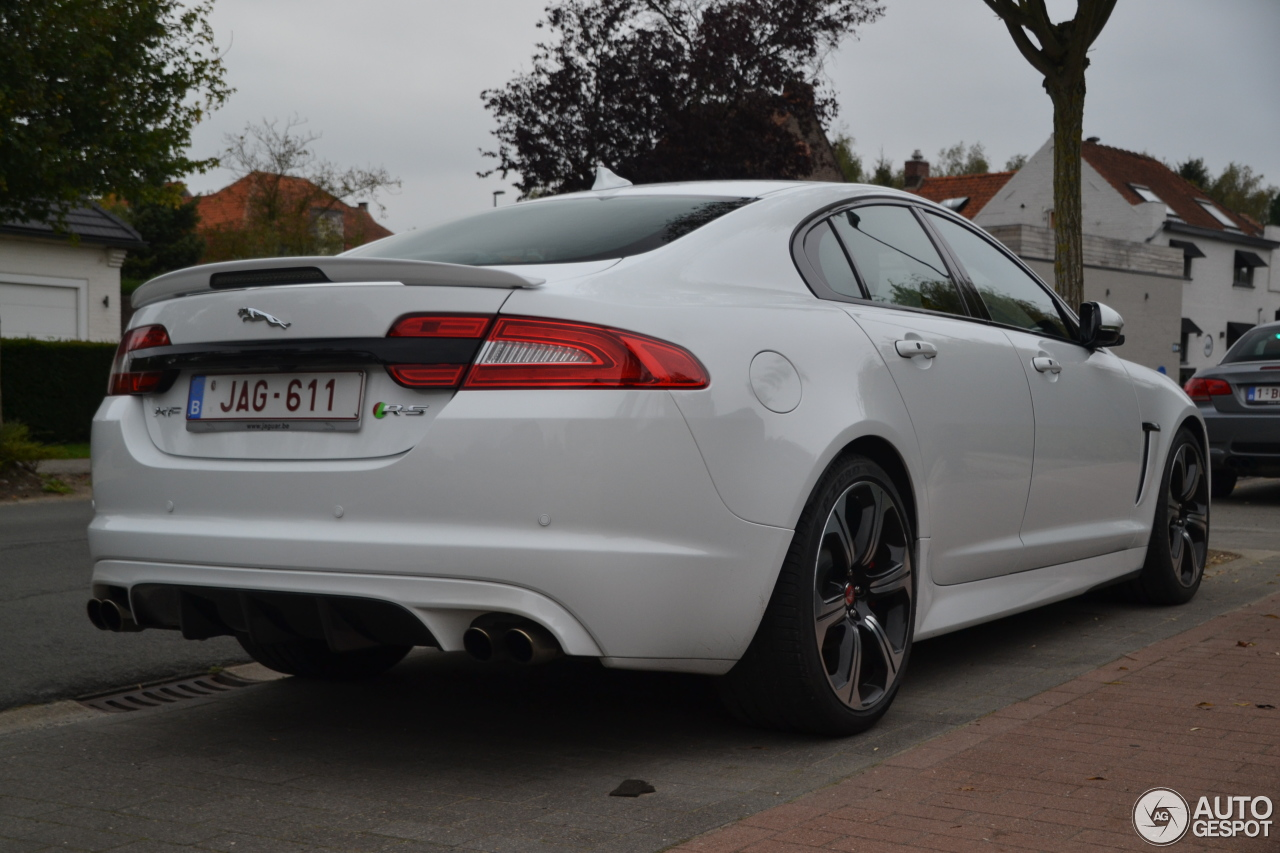 jaguar xfr s 26 september 2014 autogespot. Black Bedroom Furniture Sets. Home Design Ideas