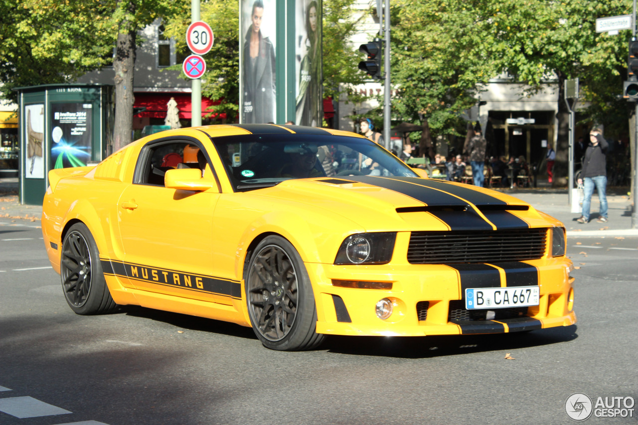 Ford Mustang Roush Stage 3 - 27 September 2014 - Autogespot