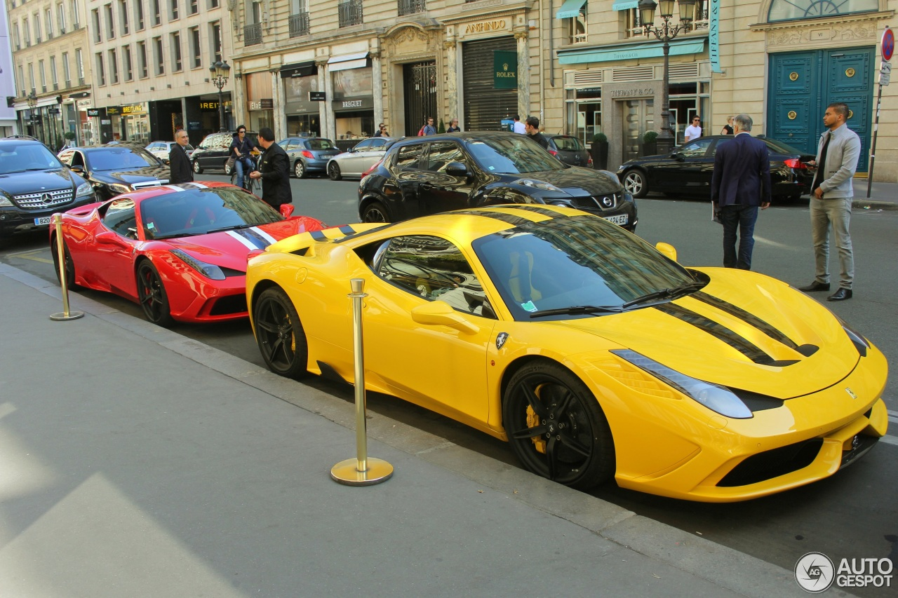 Ferrari 458 Speciale - 28 September 2014 - Auspot