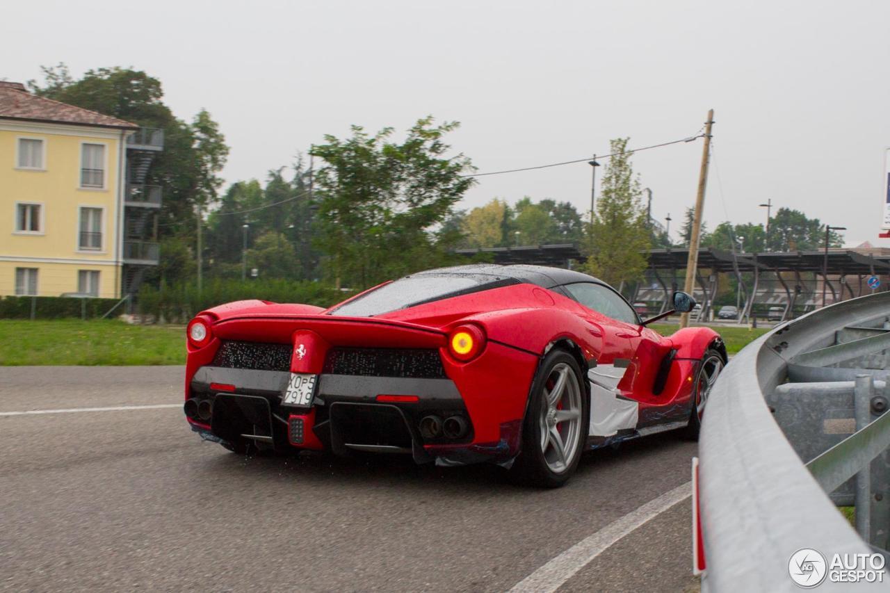 Ferrari LaFerrari 5