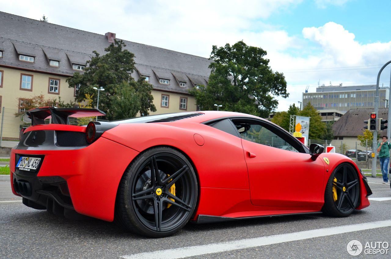 Ferrari 458 Italia Dmc Estremo Edizione 29 September