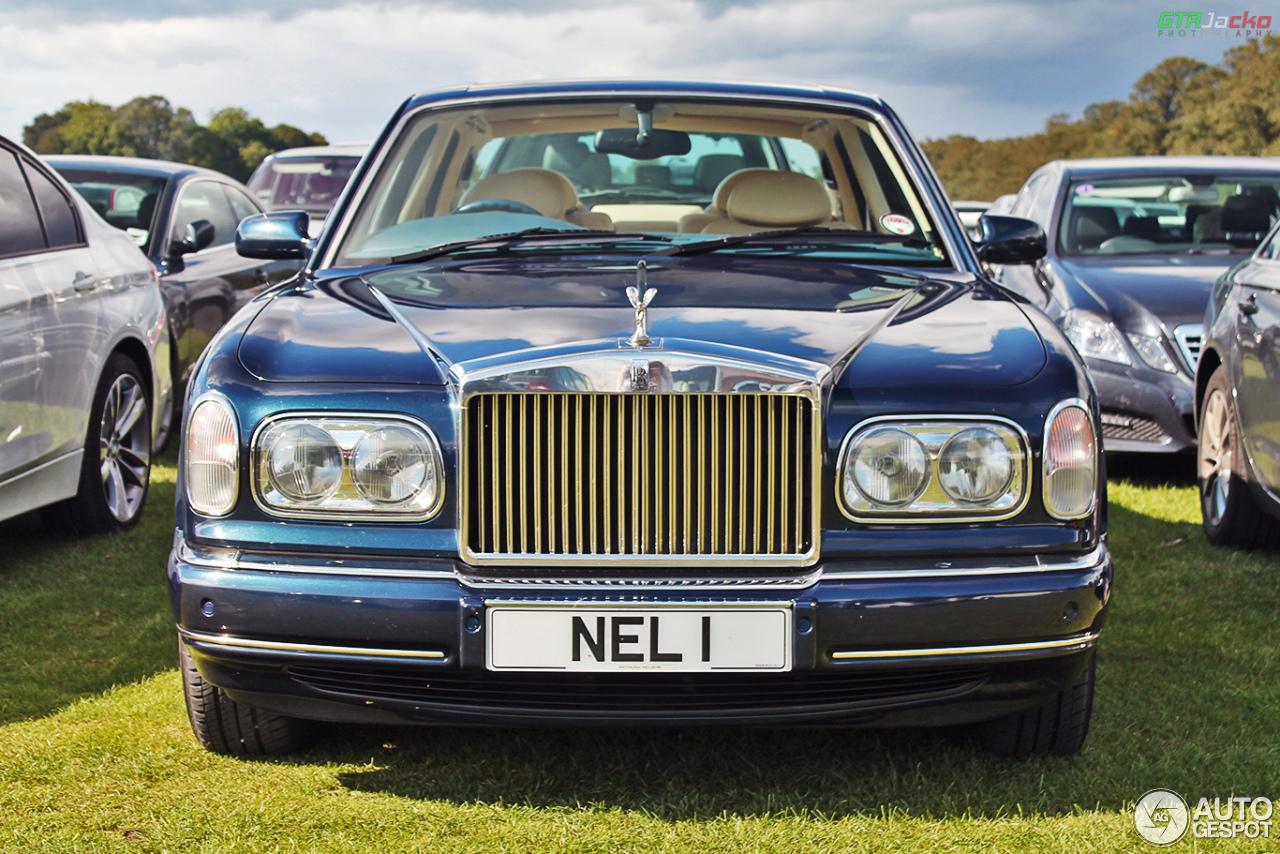 Rolls-Royce Silver Seraph - 29 September 2014 - Autogespot