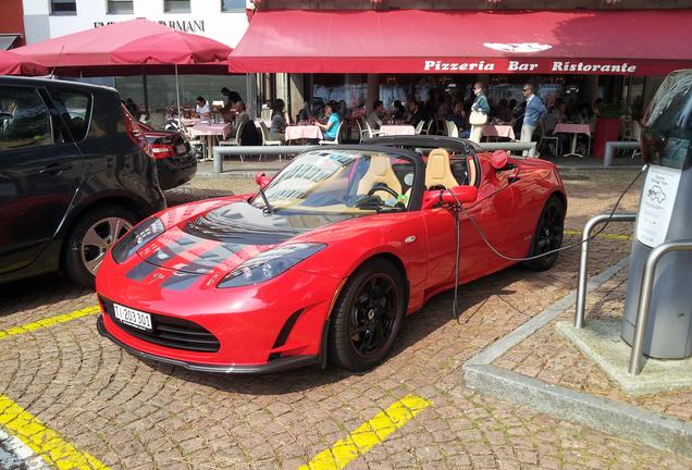 Tesla Motors Roadster Final Edition