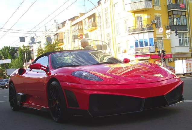 Ferrari F430 Spider Super Veloce Racing