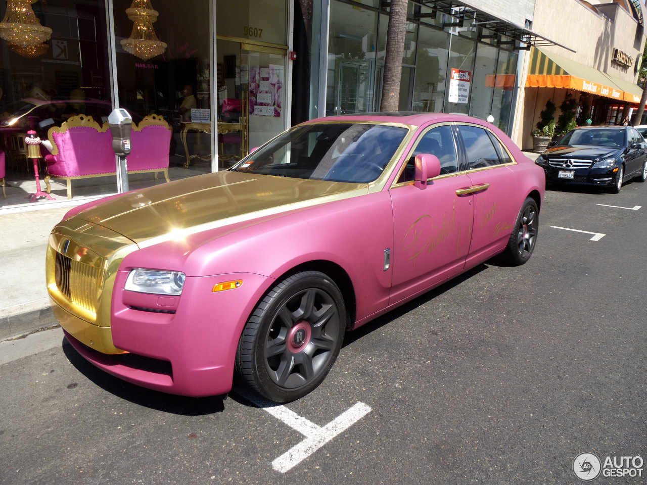 Rolls-Royce Ghost - 2 October 2014 - Autogespot