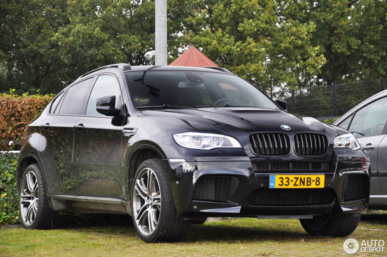 Bmw X6 M E71 2013 3 October 2014 Autogespot