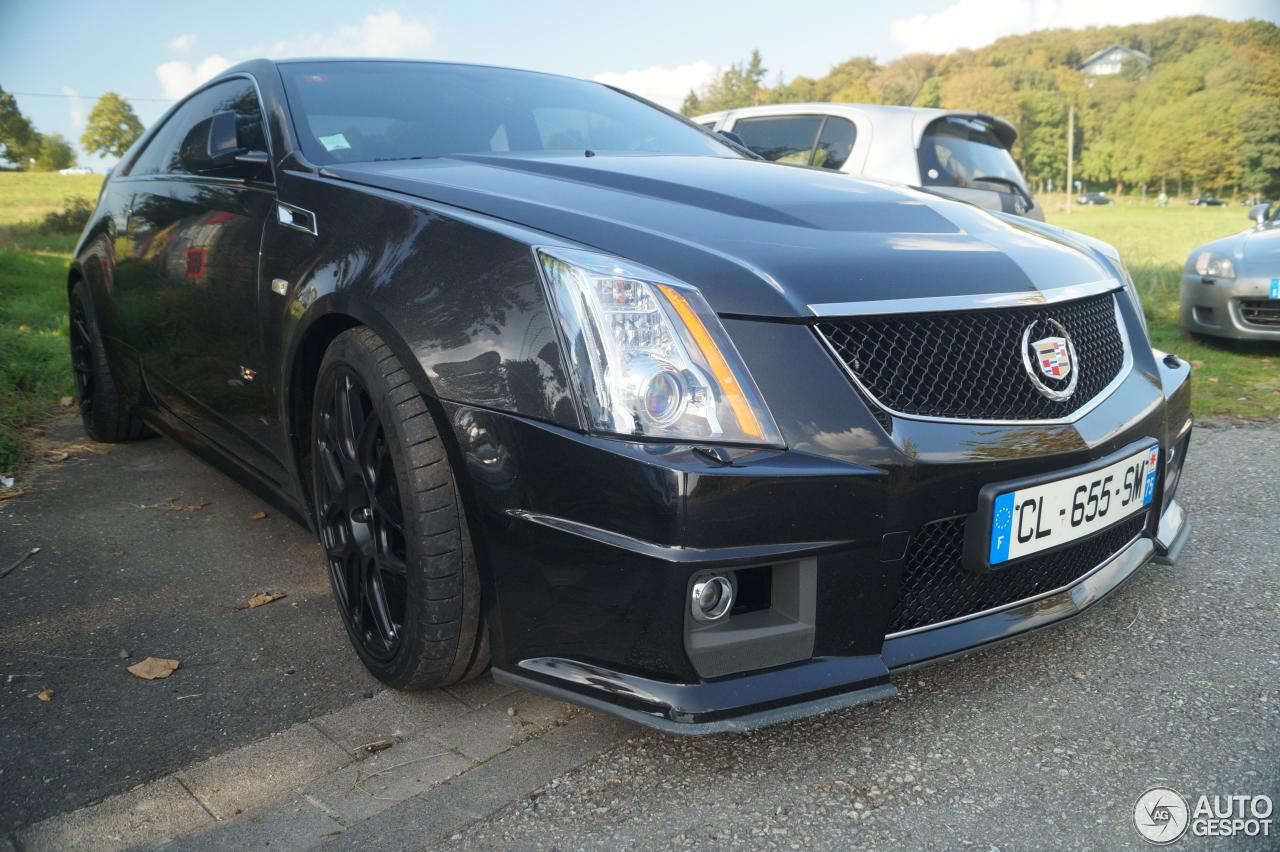 cadillac cts v coupe hennessey v700 3 october 2014 autogespot. Black Bedroom Furniture Sets. Home Design Ideas
