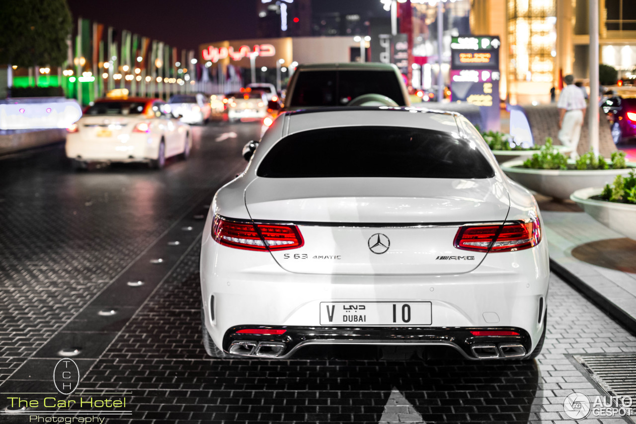 Mercedes Benz S 63 Amg Coup 233 C217 3 October 2014