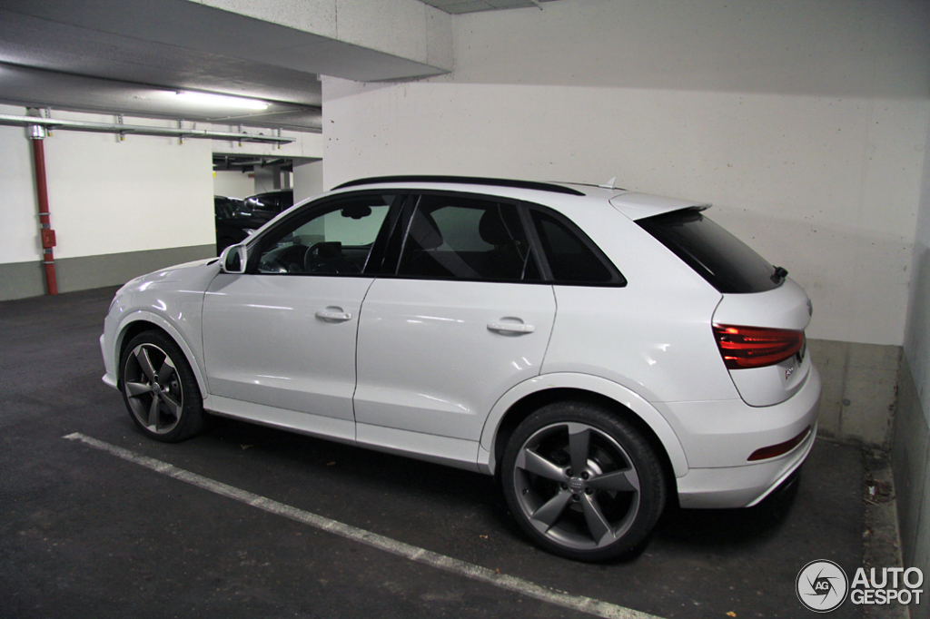 audi rs q3 4 oktober 2014 autogespot. Black Bedroom Furniture Sets. Home Design Ideas
