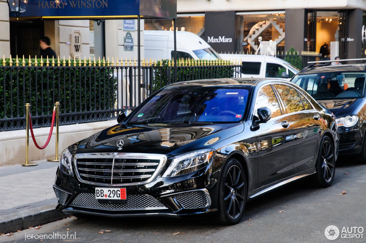 Mercedes Benz S 65 Amg V222 4 October 2014 Autogespot