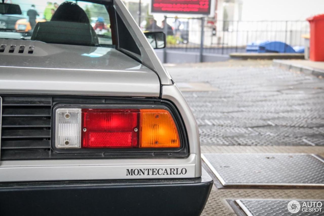 Lancia Beta Montecarlo 3