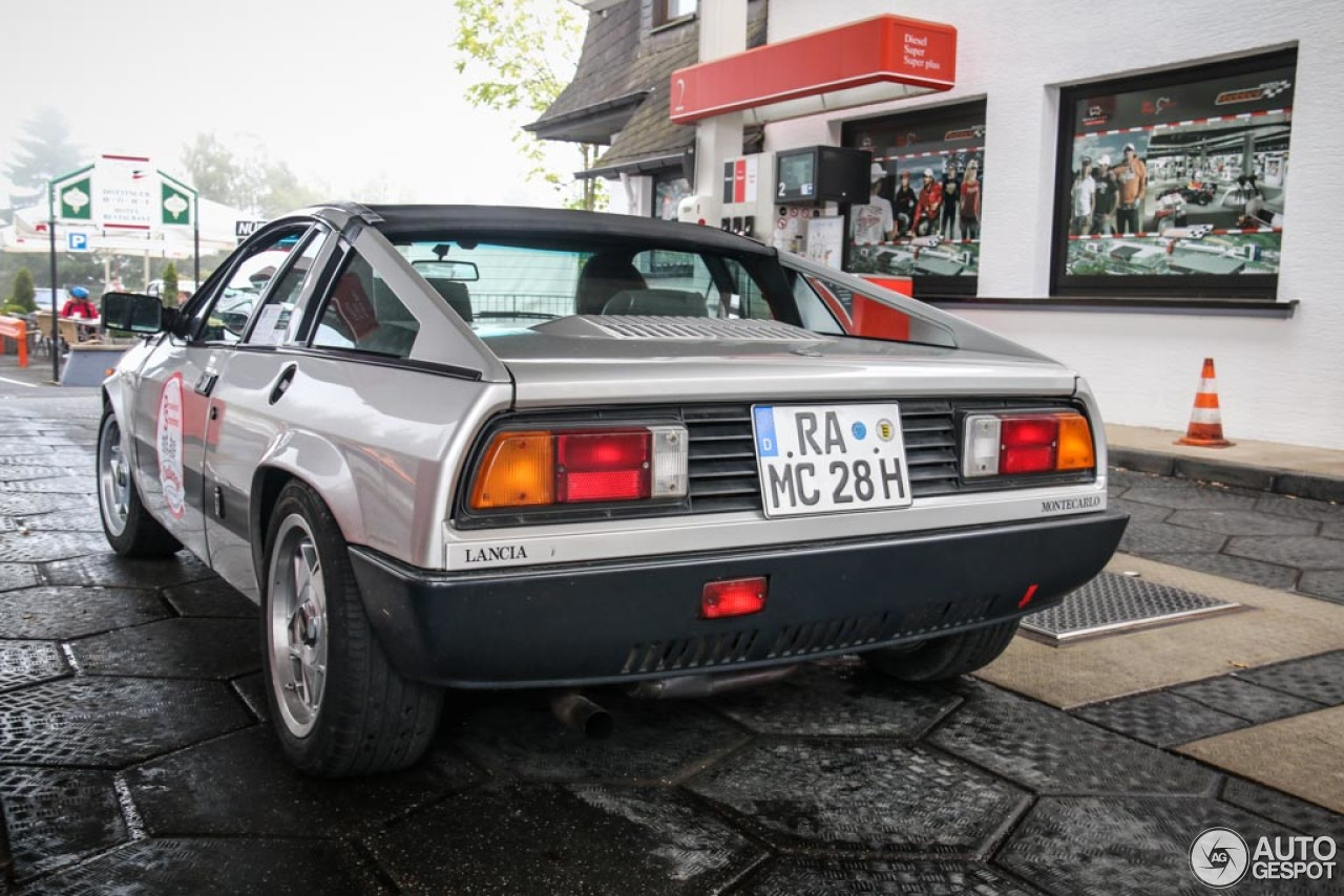 Lancia Beta Montecarlo 4