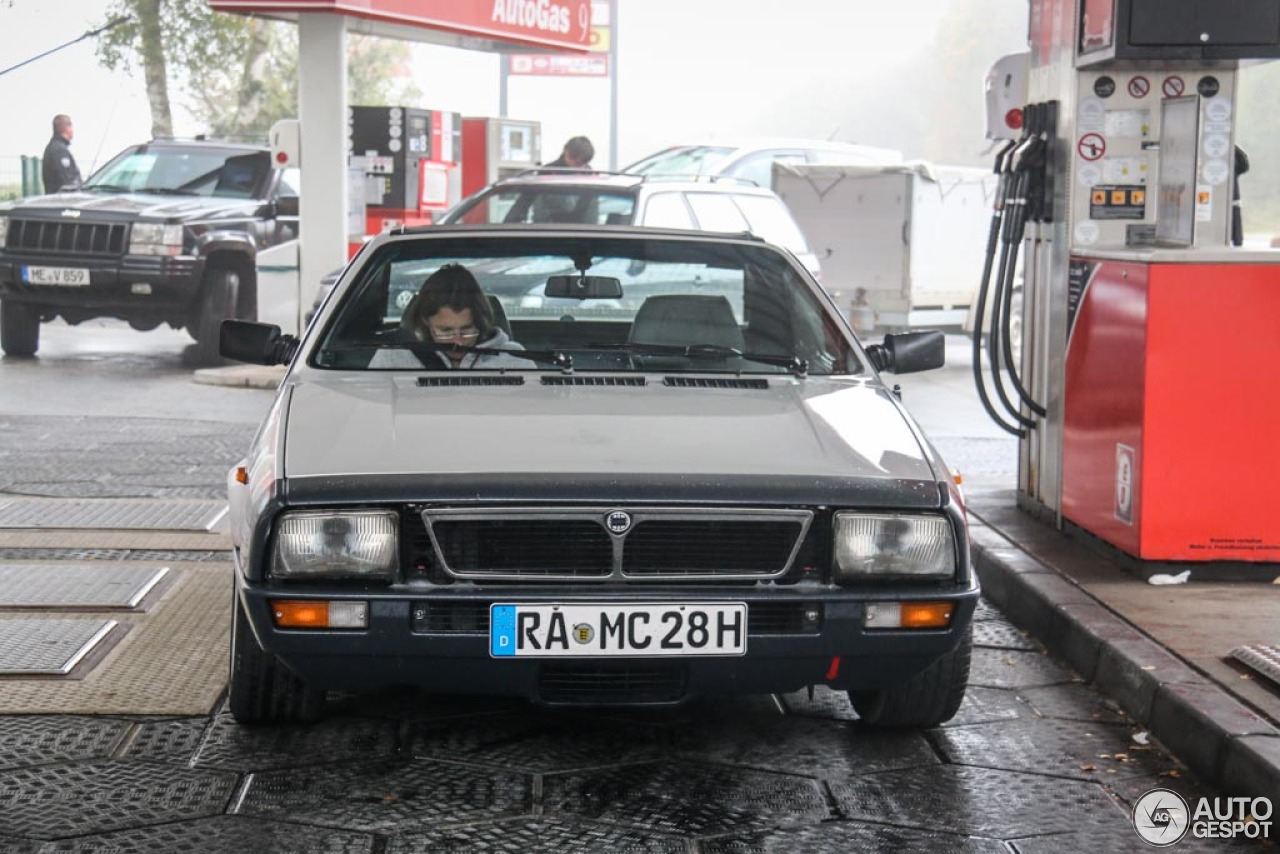 Lancia Beta Montecarlo 8