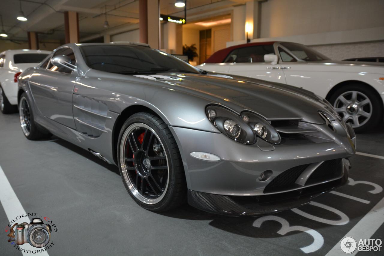 White gold mercedes mclaren slr in dubai price for Mercedes benz 18k gold ring