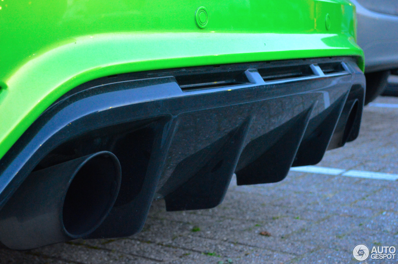 Ford Focus Rs 2009 6 October 2014 Autogespot Exhaust