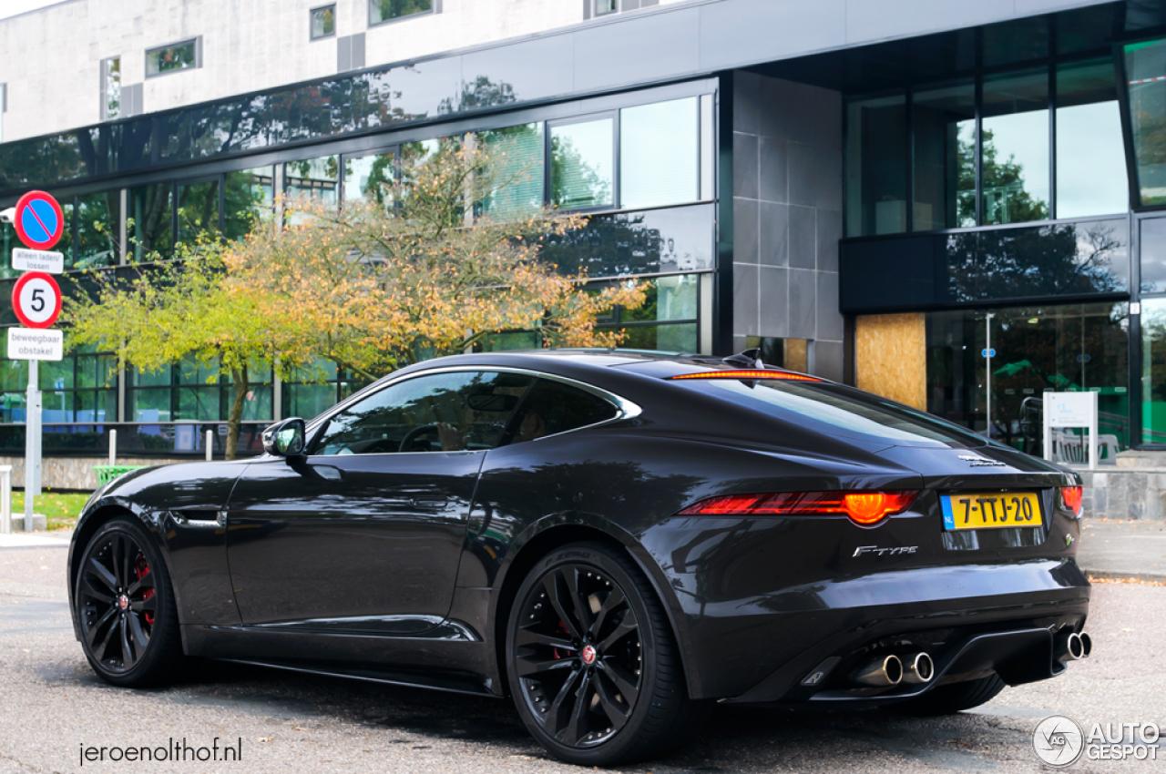 Jaguar F-TYPE R Coupé - 6 October 2014 - Autogespot