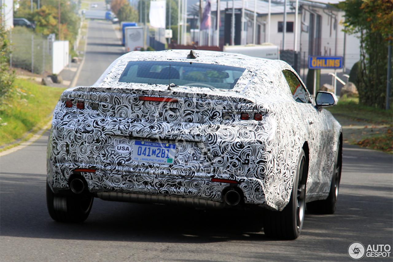 Chevrolet Camaro 2015 - 7 October 2014 - Autogespot
