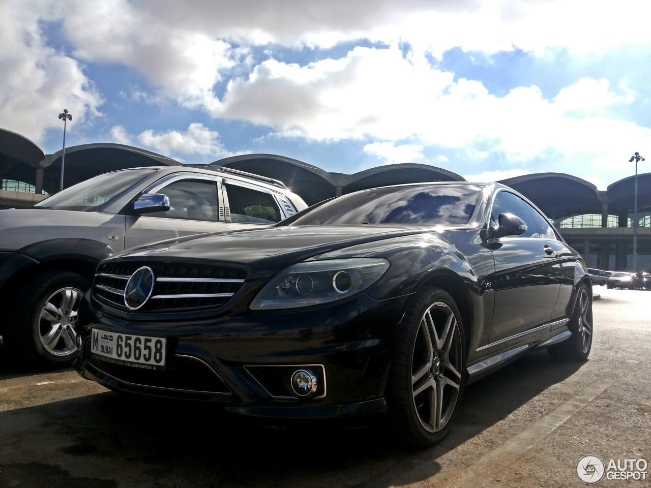 mercedes benz cl 65 amg c216 7 oktober 2014 autogespot. Black Bedroom Furniture Sets. Home Design Ideas