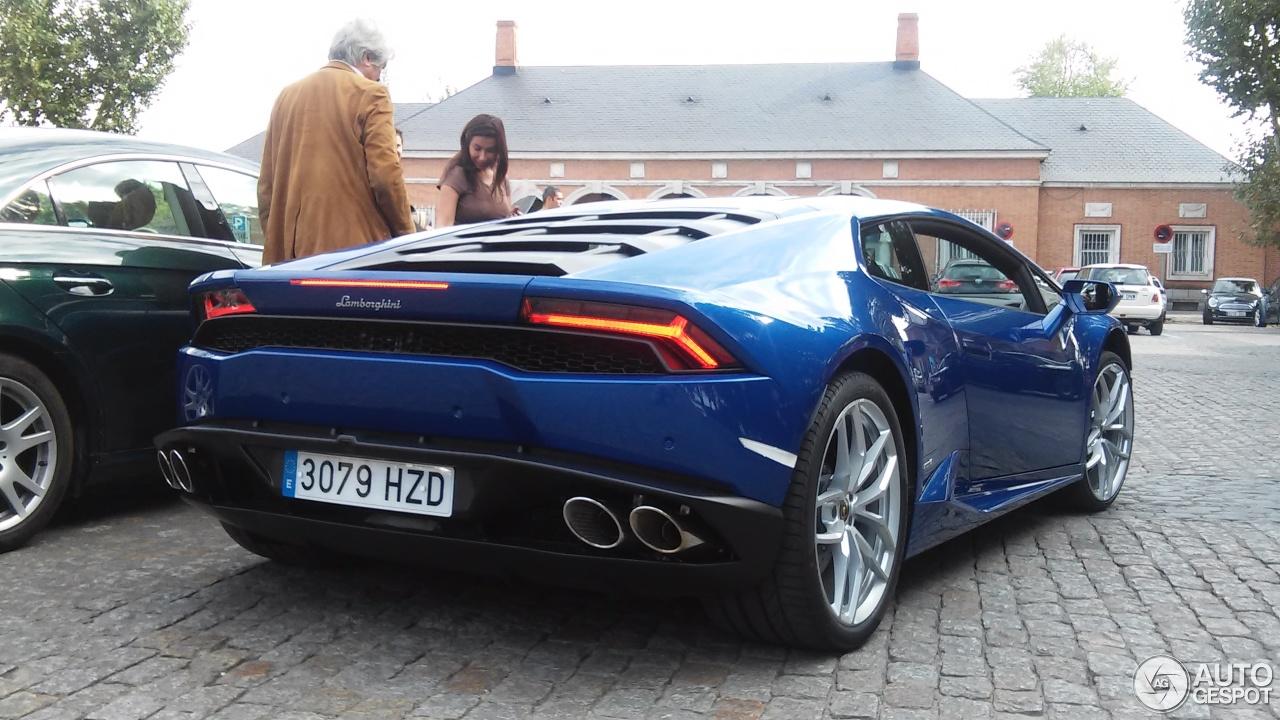 3 i lamborghini huracn lp610 4 3 - Lamborghini Huracan Blue