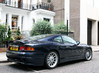 Aston Martin DB7 Driving Dynamics