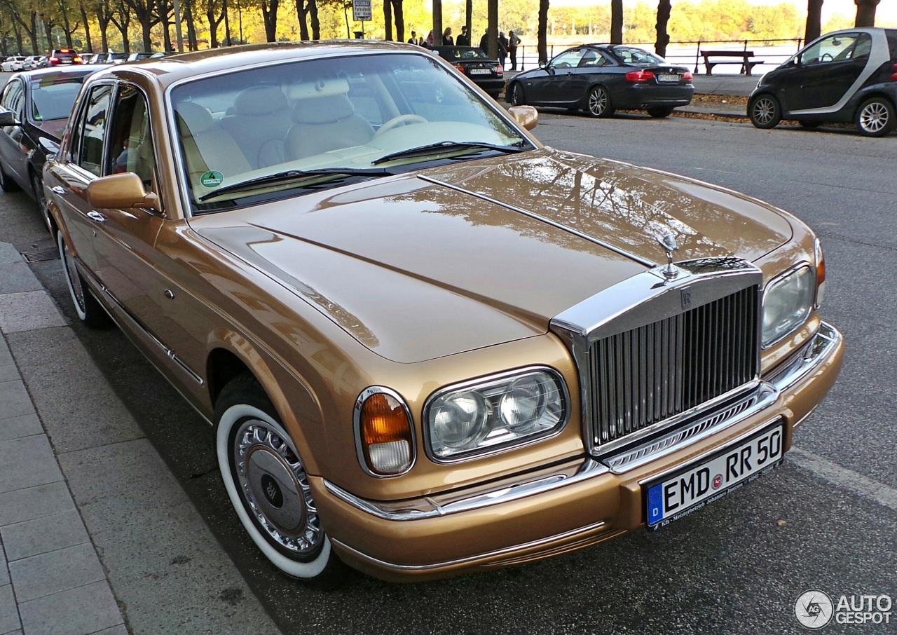 Rolls-Royce Silver Seraph - 10 October 2014 - Autogespot