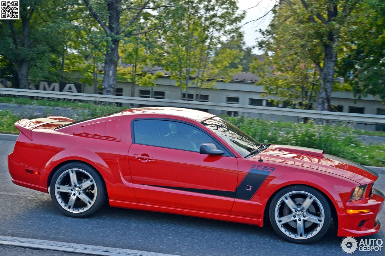 ford mustang roush 427r 12 october 2014 autogespot. Black Bedroom Furniture Sets. Home Design Ideas