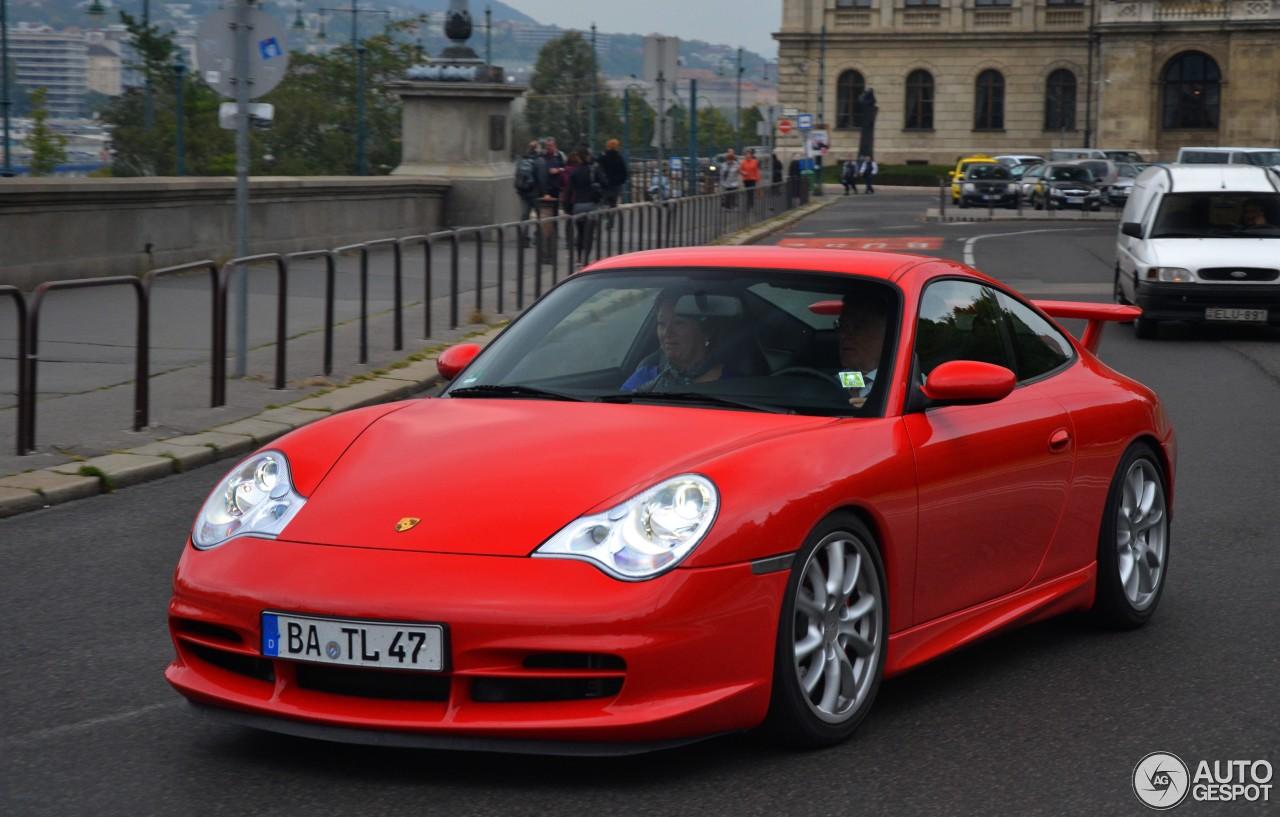Porsche 996 Gt3 Mkii 12 October 2014 Autogespot